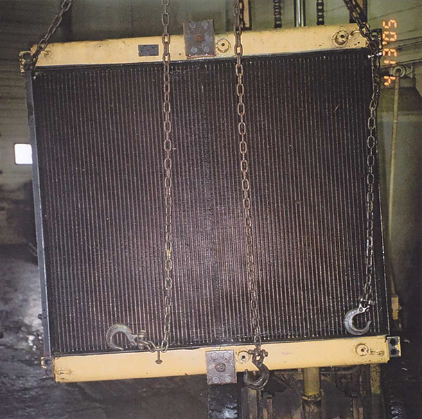 Cat-330-Oil-Cooler